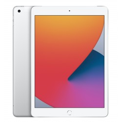 "Apple iPad (10.2"") 128 Go Wi-Fi 4G LTE Zilver"