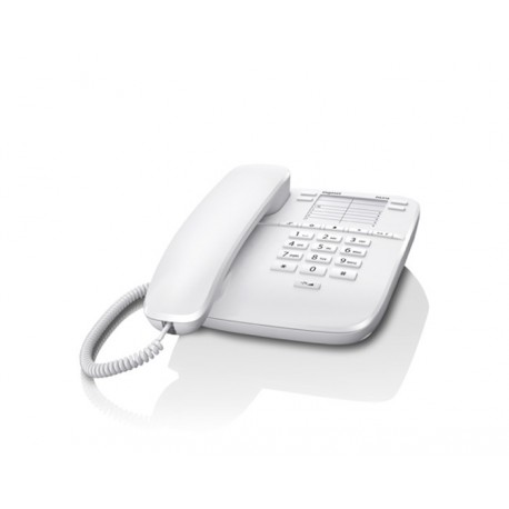 Gigaset DA310 Analog telephone White