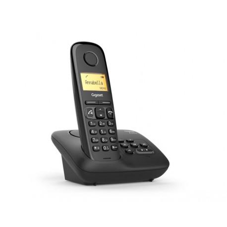 Gigaset A270 Trio DECT telephone Caller ID Black