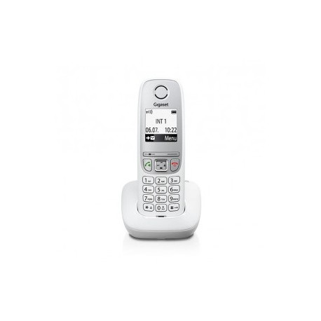 Gigaset A415 DECT telephone Caller ID White