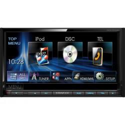 Kenwood Electronics DDX7015BT car media receiver