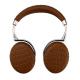 Parrot casque stéréo ZIK 3.0 Croco - brun - design par P. Starck