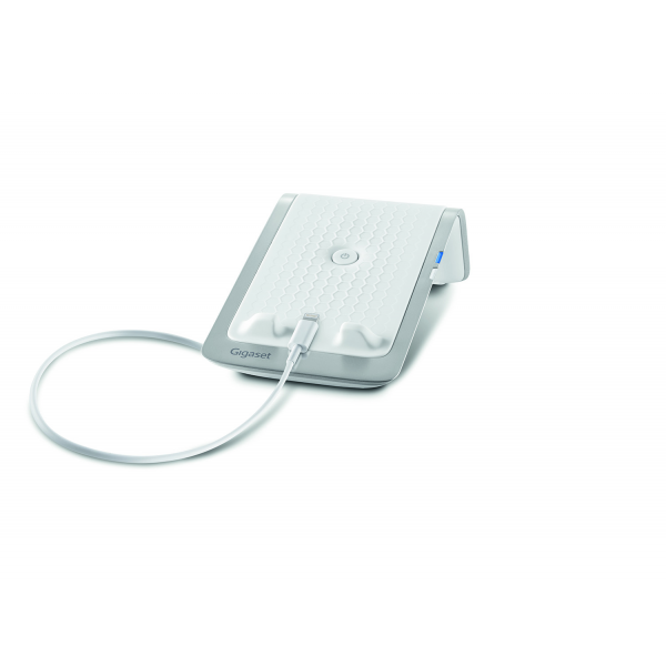Gigaset dockingstation for iPhone 5 and higher - white