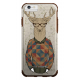 X-Doria cover Revel Hipster Deer - brown - for iPhone 6/6S