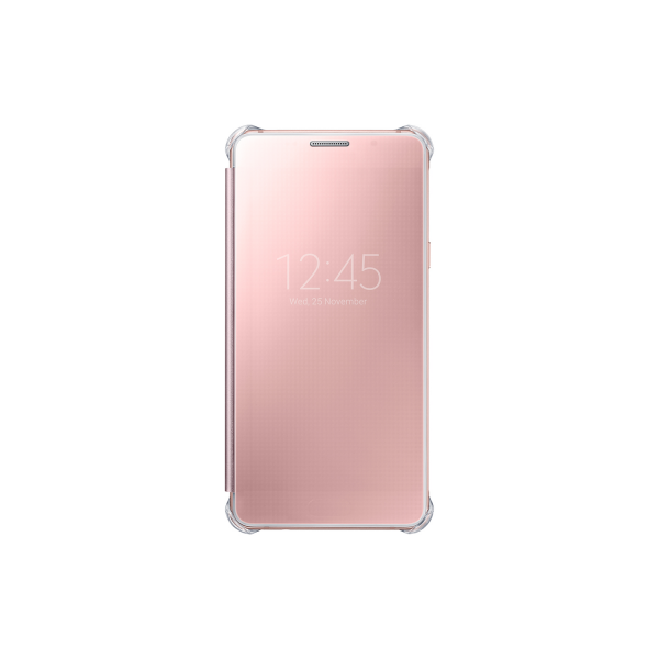 Samsung clear view cover - pink gold - for Samsung A510 Galaxy A5 ...