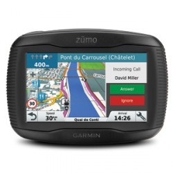 "Garmin zūmo 345LM Fixed 4.3"" TFT Touchscreen Black"