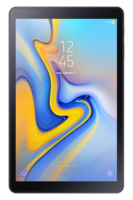 Samsung Galaxy Tab A 2018 Sm T595n 32gb 3g 4g Black Qualcomm A5 New 2016 Ram 2 Memori 16gb Snapdragon Tablet Cartronics