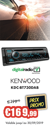 KENWOOD KDC-BT730