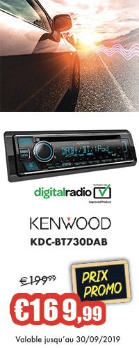 KENWOOD KDC-BT730