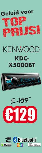 KDC-X5000